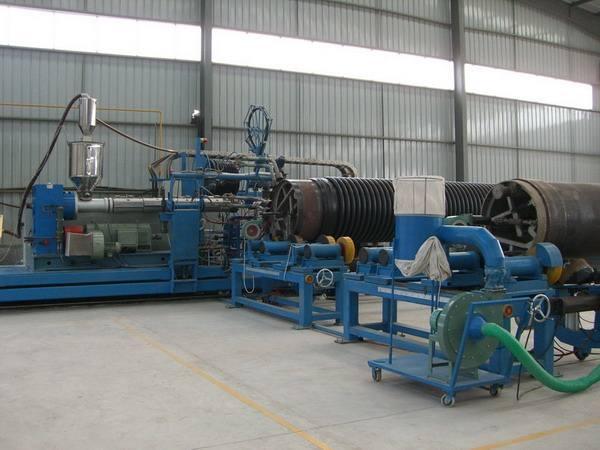 杭州克拉管生产线