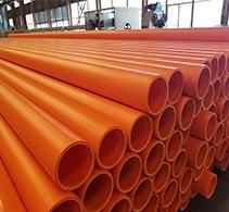 MPP电力穿线管材生产线
