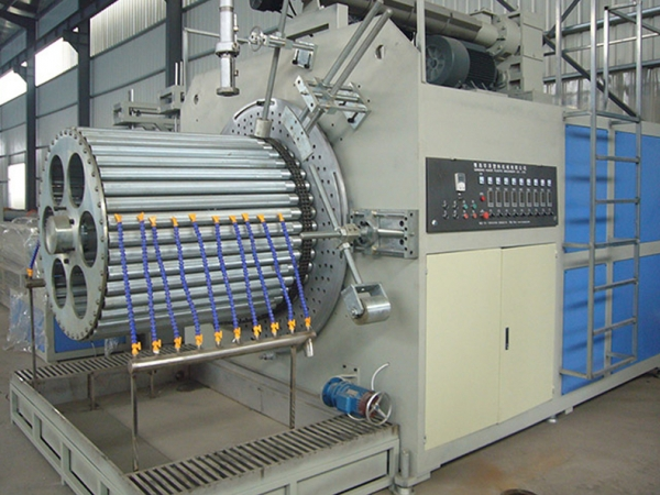 大口径缠绕管生产线